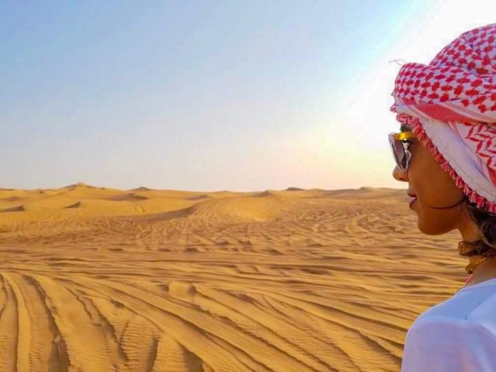 Love, Life, Fear: My DubaiExperience