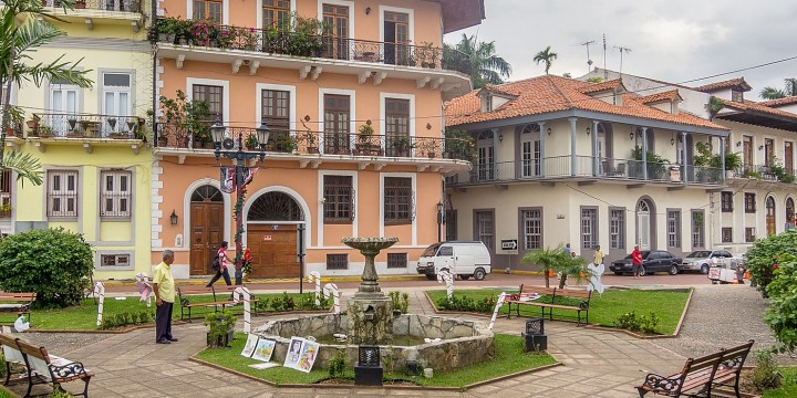 Gentrification in the Old City, Panama and Xenophobia towards other Latinx Communities.
