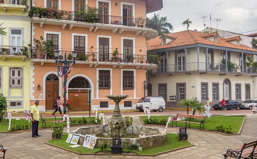 Gentrification in the Old City, Panama and Xenophobia towards other LatinxCommunities.
